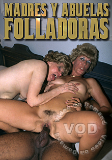 Madres Y Abuelas Folladoras Box Cover