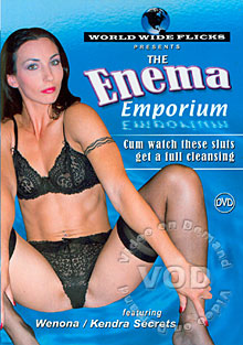 The Enema Emporium Box Cover