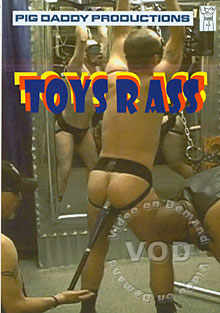 Toys R Ass Box Cover