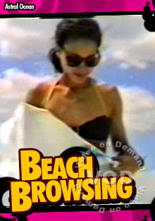 Beach Browsing Box Cover