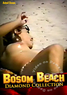 Bosom Beach Diamond Collection Box Cover