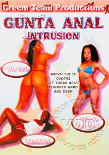 Gunta Anal Intrusion Box Cover
