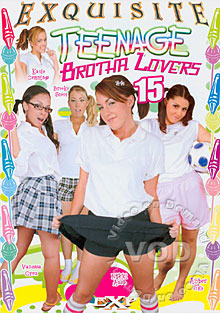Teenage Brotha Lovers 15 Box Cover