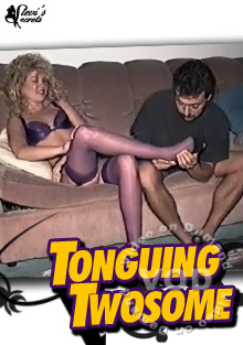 Tonguing Twosome Box Cover