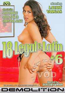 18 Legal & Latin #6 Box Cover