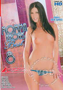 Momma Knows Best 8 Box Cover