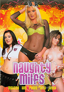Naughty MILFs Box Cover
