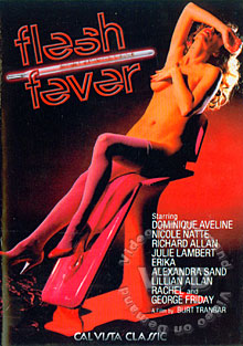 Flesh Fever Box Cover