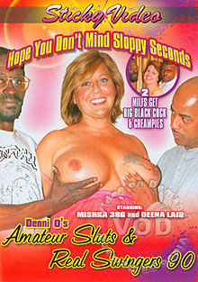 Denni O's Amateur Sluts & Real Swingers 90 Box Cover