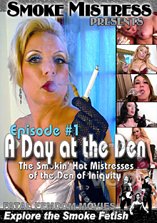 A Day At The Den Episode #1 Box Cover