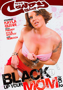Black Up Your Mom No. 2 Box Cover