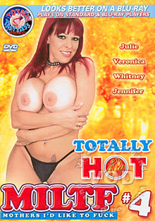 Totally Hot MILTF (Mothers I'd Like To Fuck) 4 Box Cover
