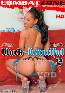 Black Iz Beautiful 2 Box Cover