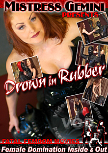 Drown In Rubber Box Cover