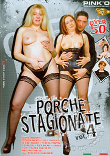 Porche Stagionate Vol. 4 Box Cover
