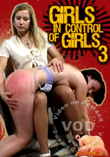 Girls In Control Of Girls 3 Box Cover