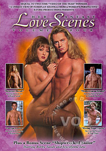 Love Scenes Volume 4 Box Cover