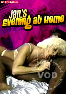 Jan's Evening At Home Box Cover