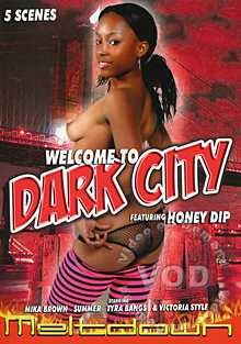 Welcome To Dark City Box Cover