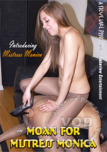 Moan For Mistress Monica Box Cover