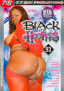 Black Street Hookers 93 Box Cover