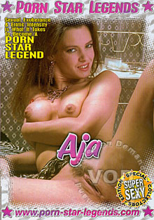 Porn Star Legends - Aja Box Cover