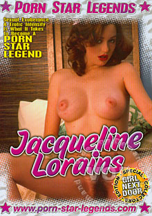 Porn Star Legends - Jacqueline Lorains Box Cover