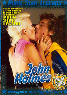 Porn Star Legends - John Holmes Box Cover