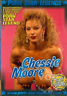 Porn Star Legends - Chessie Moore Box Cover