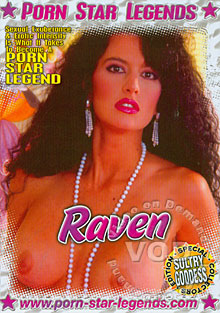 Porn Star Legends - Raven Box Cover