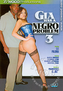 Gia Has A Negro Problem 3 Box Cover