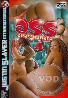 Ass Everywhere 4 (Disc 2)