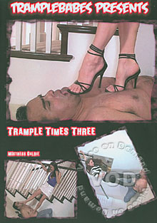 Trample Times Three Box Cover