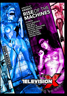Rise Of The Machines Box Cover