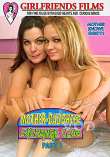 Mother-Daughter Exchange Club Part 3 Box Cover - Login to see Back
