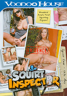 Squirt Inspector Box Cover