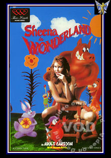 Sheena In Wonderland Box Cover