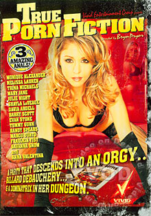 True Porn Fiction Box Cover