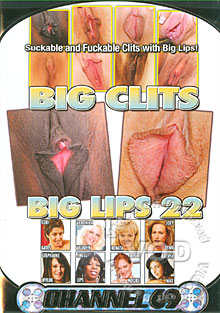Big Clits Big Lips 22 Box Cover