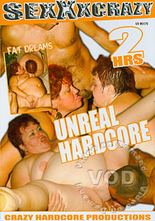 Unreal Hardcore Box Cover
