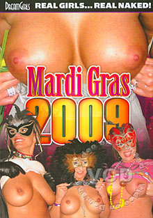 Mardi Gras 2009 Box Cover