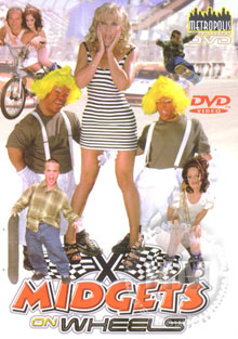 Midgets On Wheels Box Cover