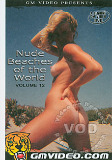 Nude Beaches Of The World 12 Box Cover