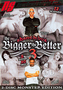 Shane & Boz : The Bigger The Better #3 (Disc One)
