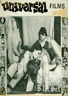 8 For Sex Box Cover