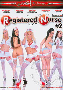 Registered Nurse #2 Box Cover