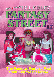 Fantasy Street #17 Box Cover