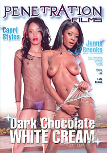 Dark Chocolate White Cream Box Cover