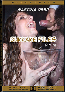Bukkake Files Box Cover
