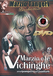 Marzio Tangeri E Le Vichinghe Box Cover